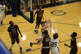 Brian takes the rebound 2