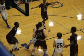 Brian takes the rebound 4