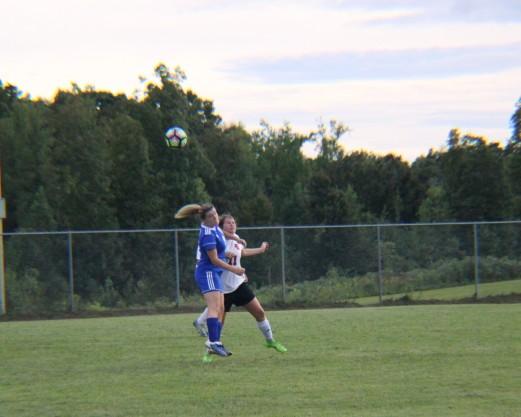 Soccer 9-11 Julie Mathis