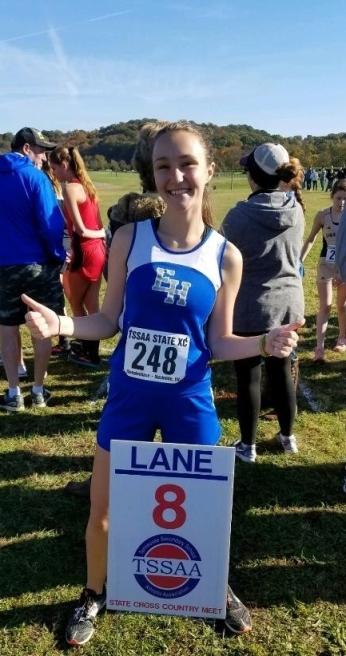 Olivia Plunkett- State competition