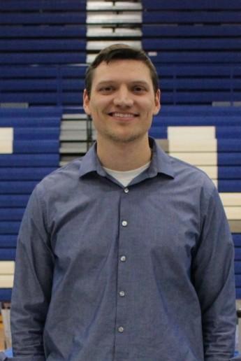 Coach Chris Austin