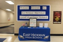 EHHS welcomes Governor Lee